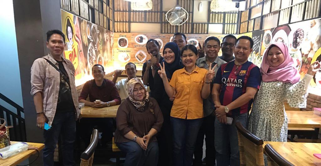 Alumni Angkatan Ke III BPLP Medan, Sepakat Bentuk Forum Perduli Pariwisata