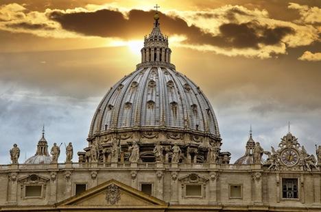 Begini Perayaan Jumat Agung di Vatikan Tahun ini