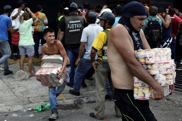 Venezuela rusuh, sudah 29 orang tewas