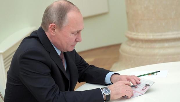 Putin: Serangan AS ke Suriah Bisa Perburuk Hubungan dengan Rusia