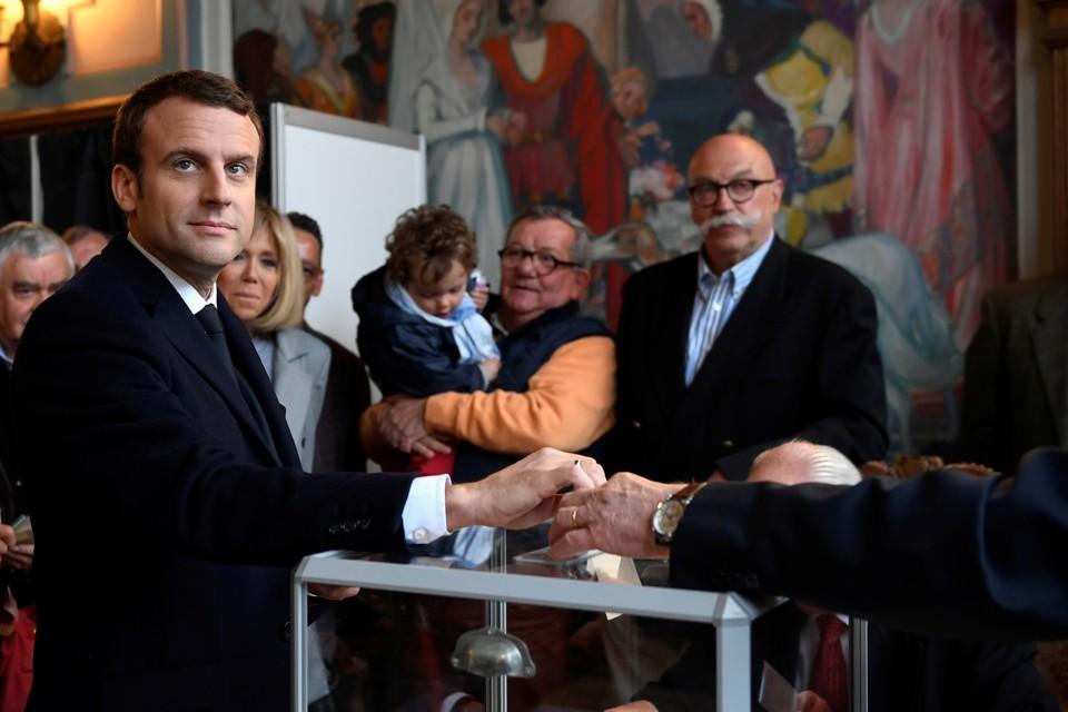 Hasil Pemilu Perancis: Le Pen dan Macron ke Putaran Dua