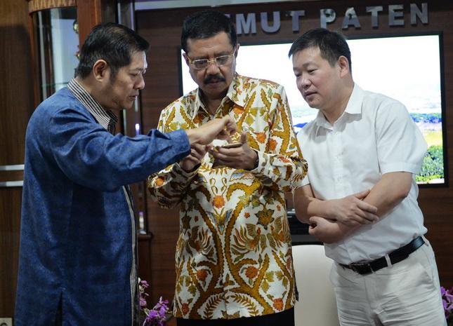 Gubernur Sumut Sambut Baik Rencana Investor Tiongkok Bangun RS Terbesar di Medan