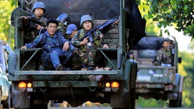 Evakuasi WNI 'pendakwah' dari Marawi, Filipina selatan, tunggu situasi aman