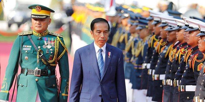 Analis asing bongkar klaim Jokowi ekonomi RI ketiga terbaik dunia