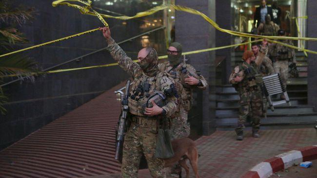 Pasukan Perancis Ringkus 20 Jihadis di Mali