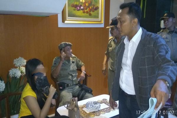 Dinas Sosial Kota Medan Gelar Razia PSK, Ini Yang Ditemukan…