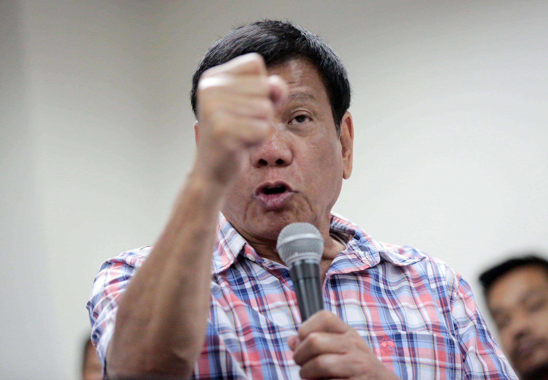 Pasca-Seminggu 'Menghilang' karena Sakit, Presiden Duterte Kembali Sapa Publik