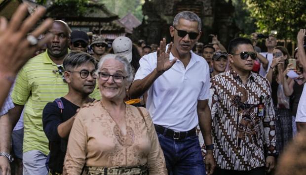 Pagi ini Obama ke Prambanan, pelataran candi steril