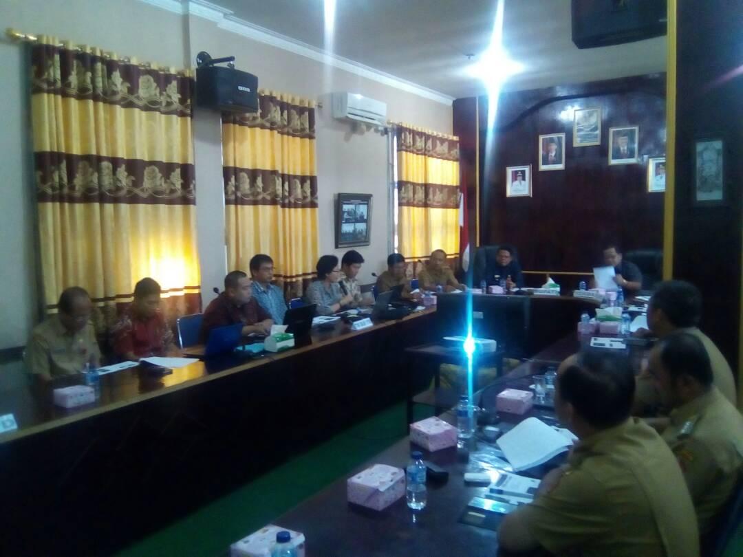 Seminar Rencana Induk Pembangunan Kepariwisataan Kabupaten Nias Barat