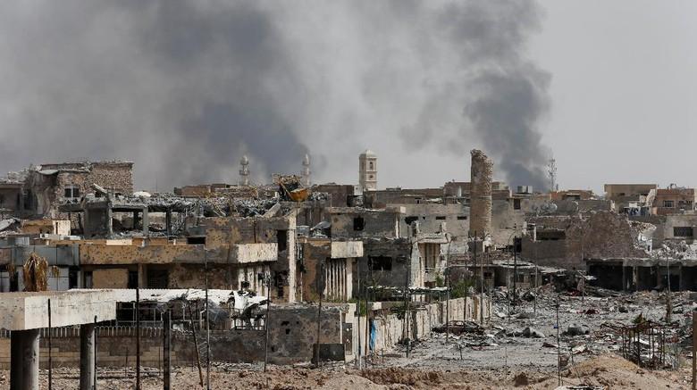 2 Jurnalis Irak Tewas Dibunuh ISIS di Mosul