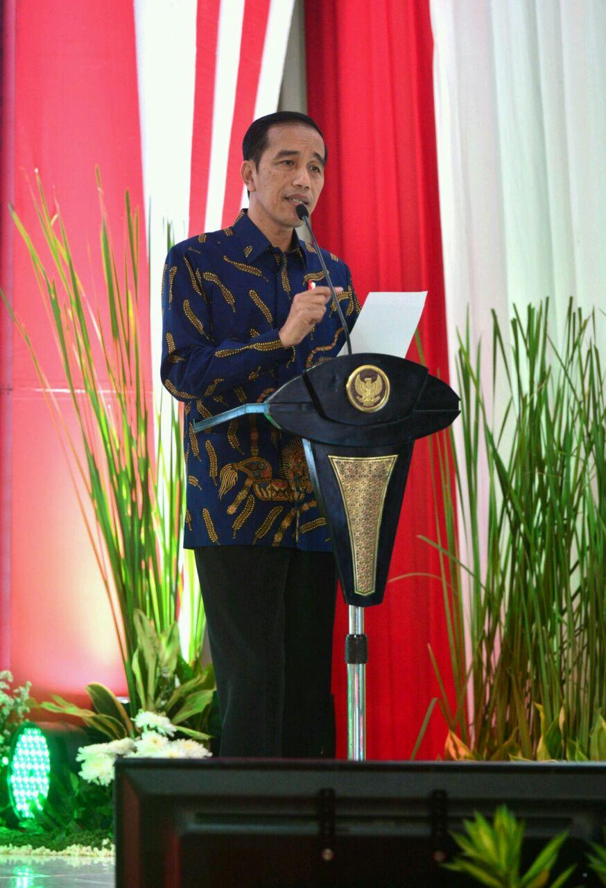 Presiden Ingatkan Pentingnya Percepatan Proses Perizinan untuk Perumahan