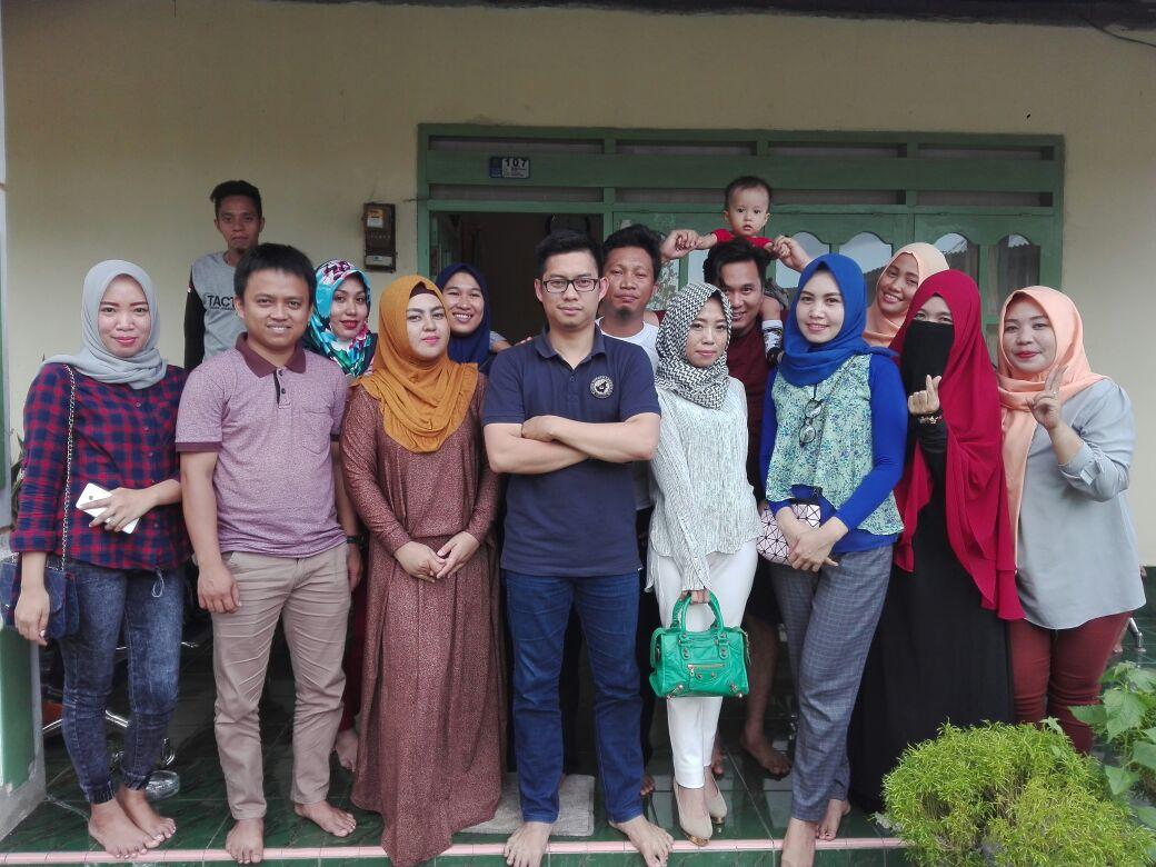 Arisan 05, Kegiatan Alumni SMA 1 Wawotobi Mempererat Hubungan Tali Silaturahmi