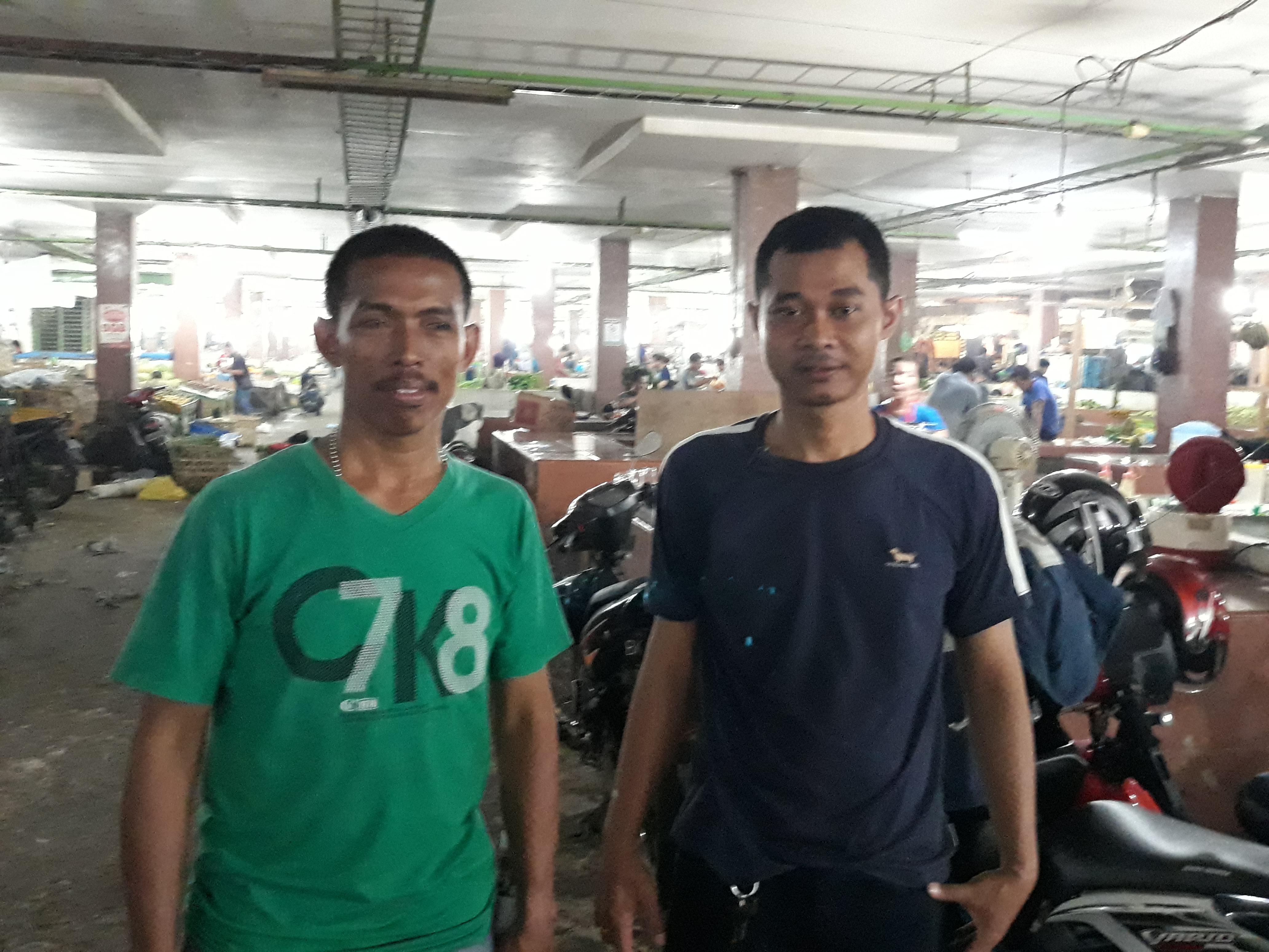Ketua P4B Berharap Dirut PD Pasar Mampu Akomodir Kebutuhan Pedagang Pasar Petisah