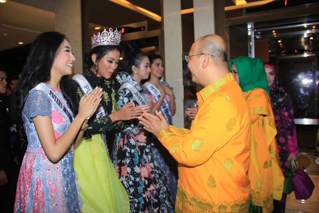 Malam Grand Final Jaka Dara Medan,Syahrir & Firza Jaka dara Medan 2017