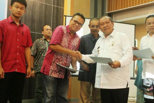 Walikota Tutup Gebyar IKM & Seni Kreatif Kota Medan 2017