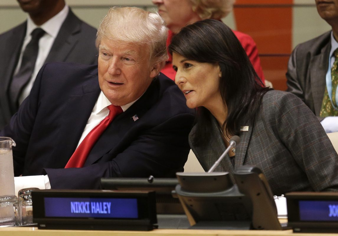 Rusia skeptis terhadap janji Trump di PBB
