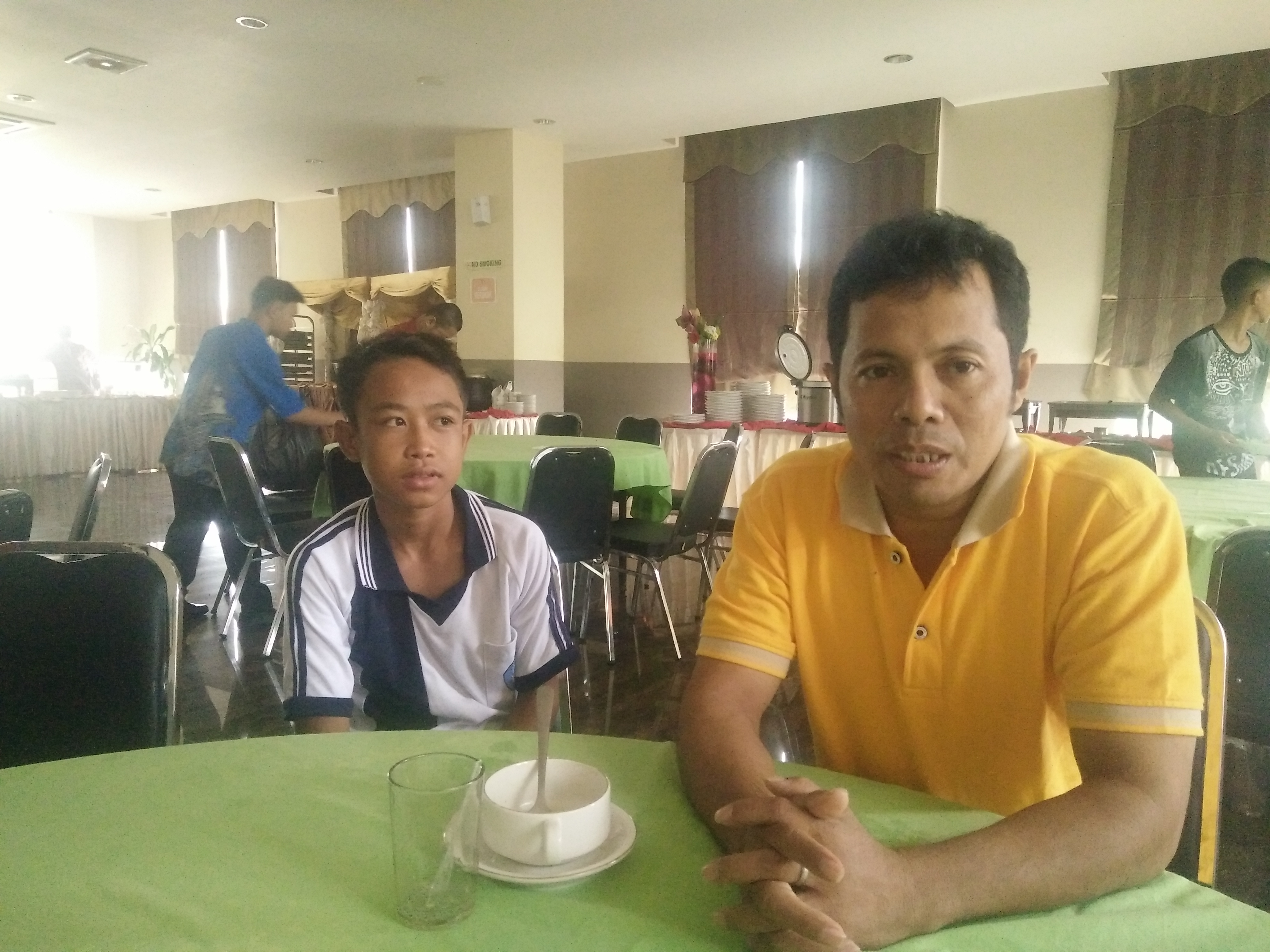 Tiga Siswa Kab. Muna Wakili Sultra dalam O2SN Tingkat Nasional  Cabang Renang di Medan
