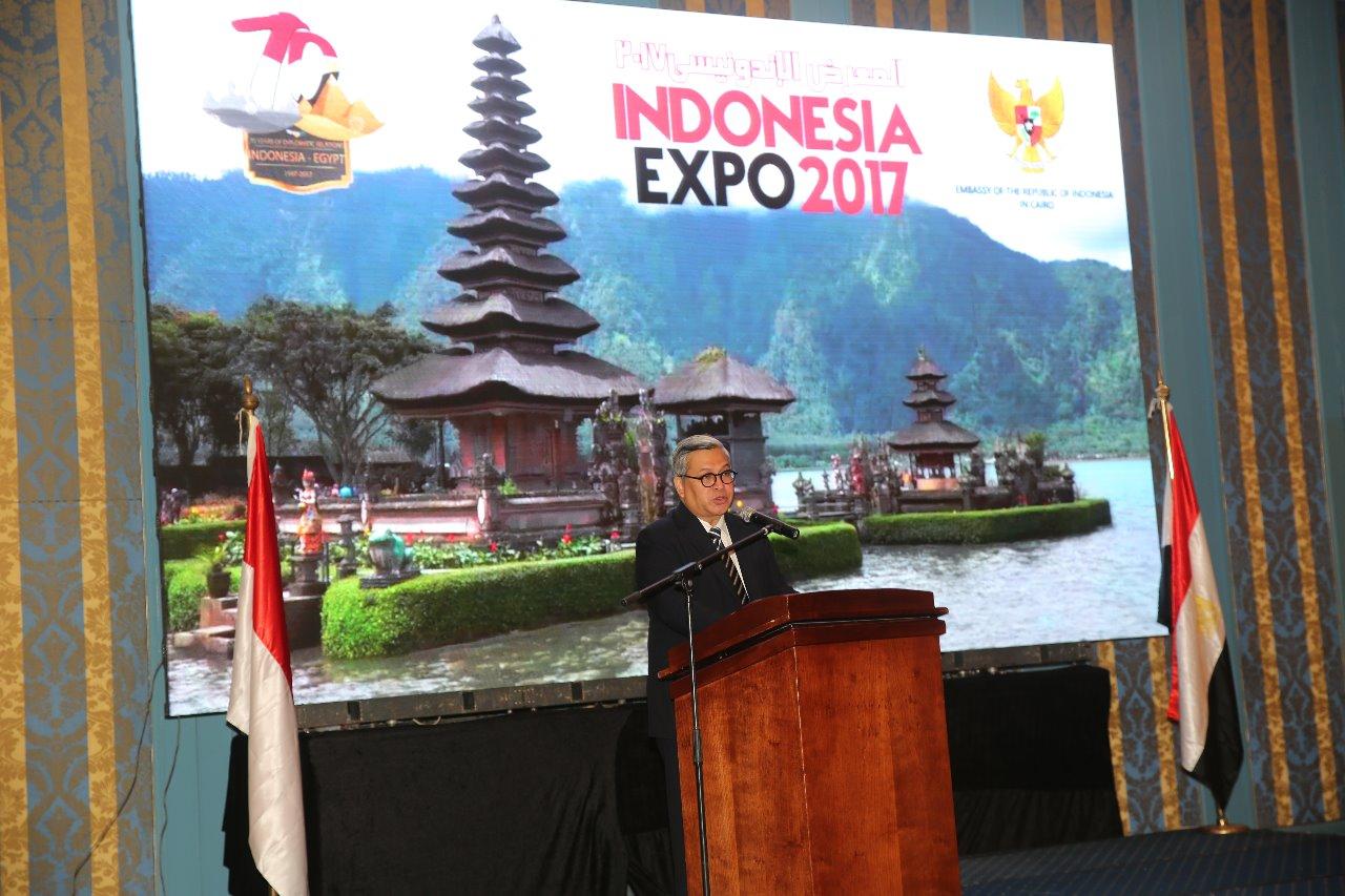 Indonesia Expo 2017 di Mesir hasilkan Transaksi Lebih dari 27 Juta USD