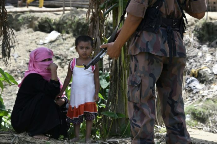 17 jenazah warga Hindu ditemukan di Rakhine