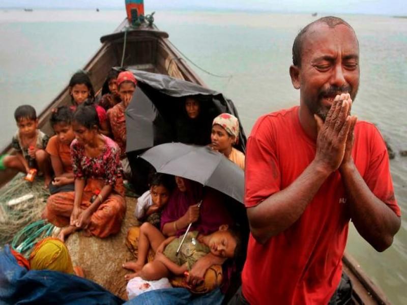 Bangladesh makamkan warga Rohingya korban penembakan di Myanmar