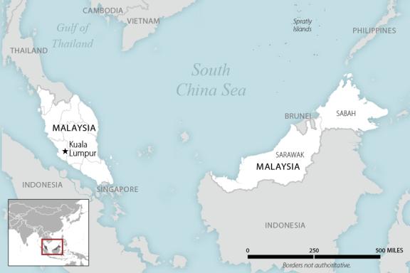 Malaysia tangkap delapan orang terkait terorisme