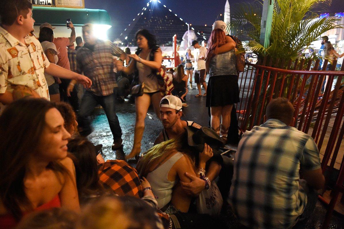 Penembakan Las Vegas Telan 50 Jiwa, Pelaku Diidentifikasi