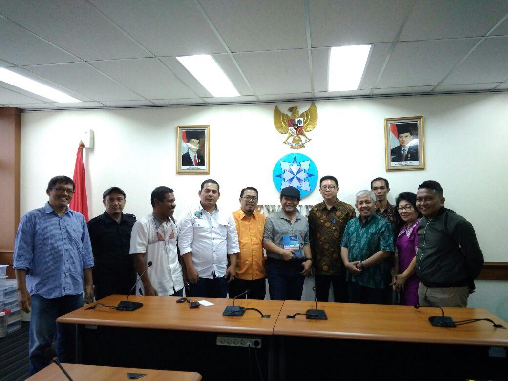 Dewan Pers Apresiasi Keberadaan IWO