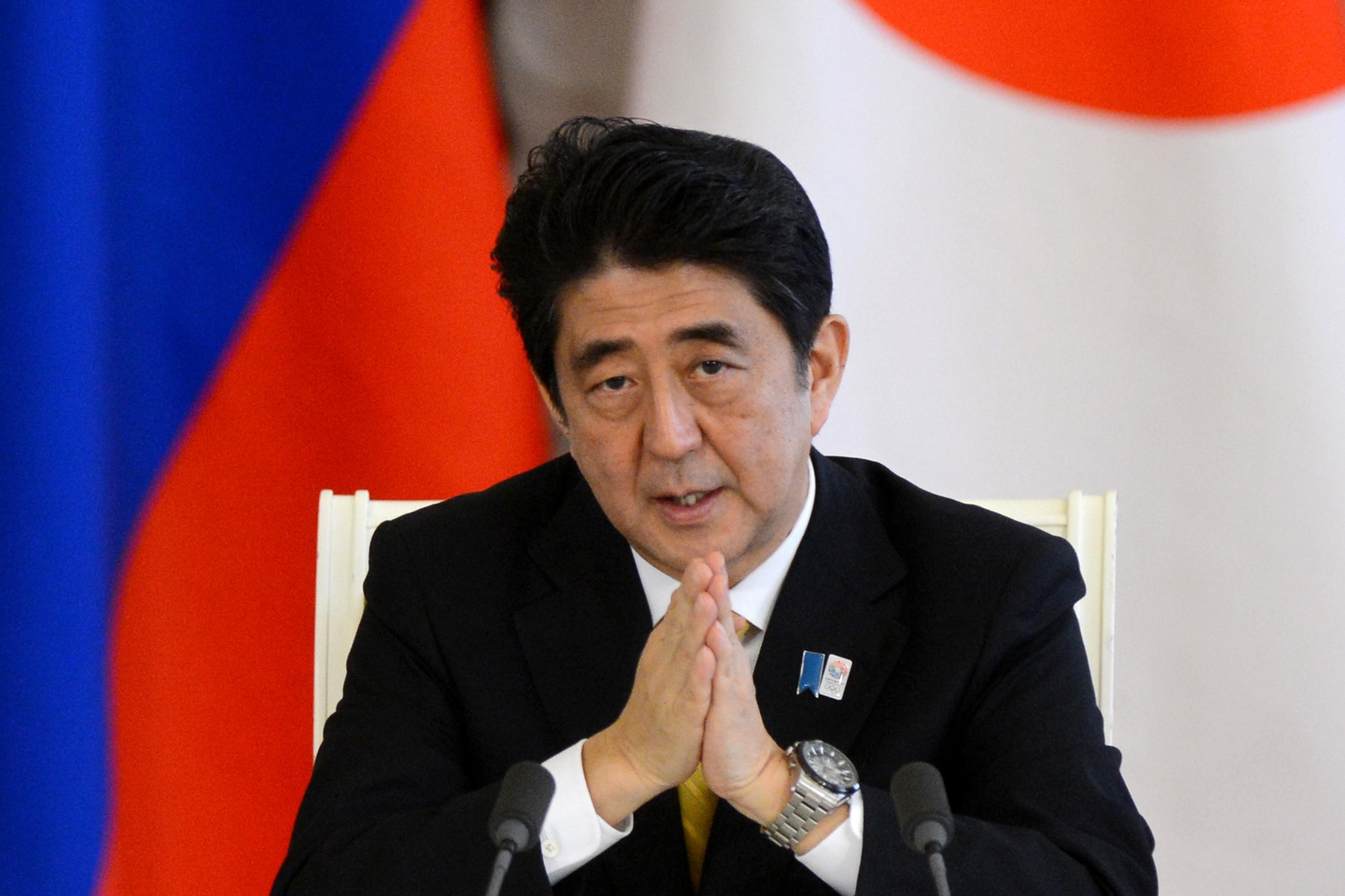 Shinzo Abe di ambang menangi Pemilu Jepang