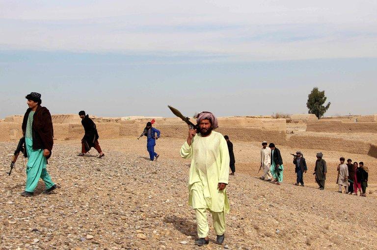 """Pasukan Keamanan Afghanistan tewas akibat """"serangan kawan"""""""
