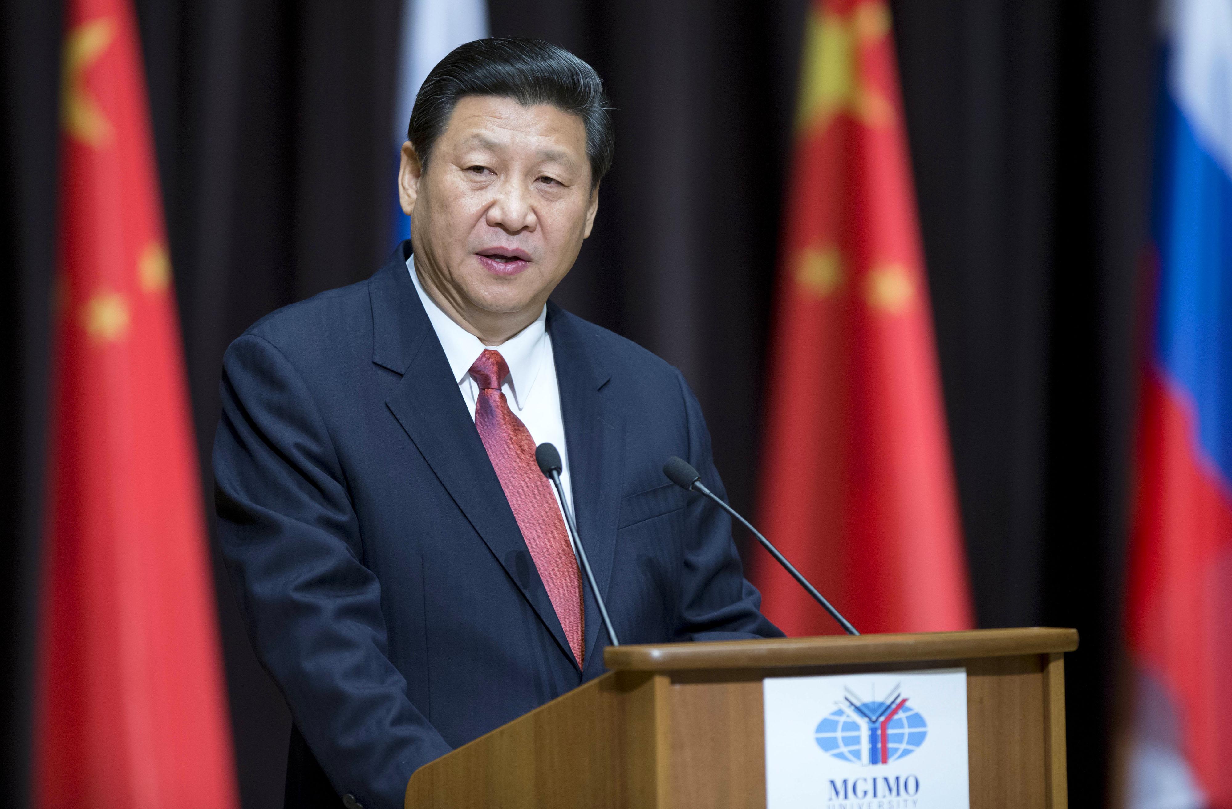 Presiden China bertemu Menlu AS bahas kunjungan Trump