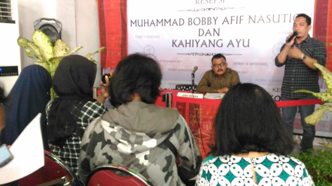 Ini Jadwal Kegiatan Ngunduh Mantu Presiden Bobby-Kahiyang Yang Akan Dilangsungkan di Medan