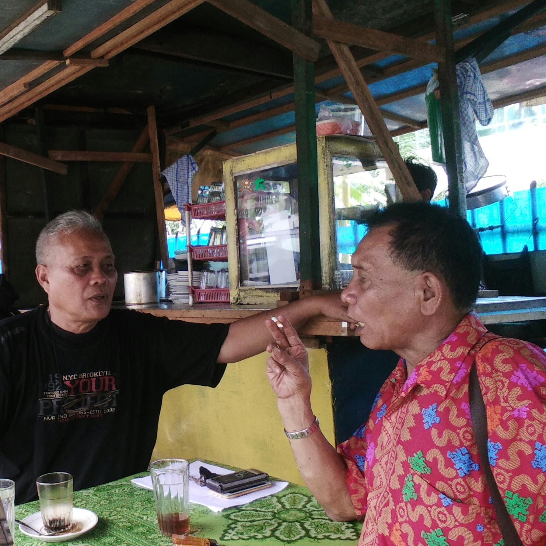 Effendi Naibaho Apreasiasi Pembangunan Home Stay Kementerian Pariwisata di Tobasa