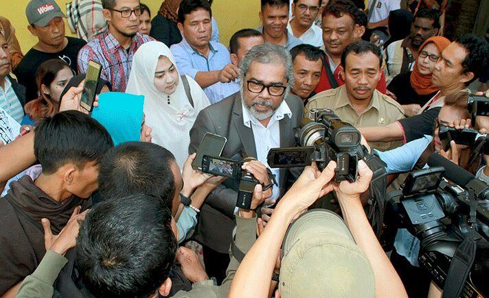 Arist Berang,Hakim Lodewyk Simanjuntak Bebaskan Pelaku Kekerasan Seksual Terhadap Anak di PN Siantar