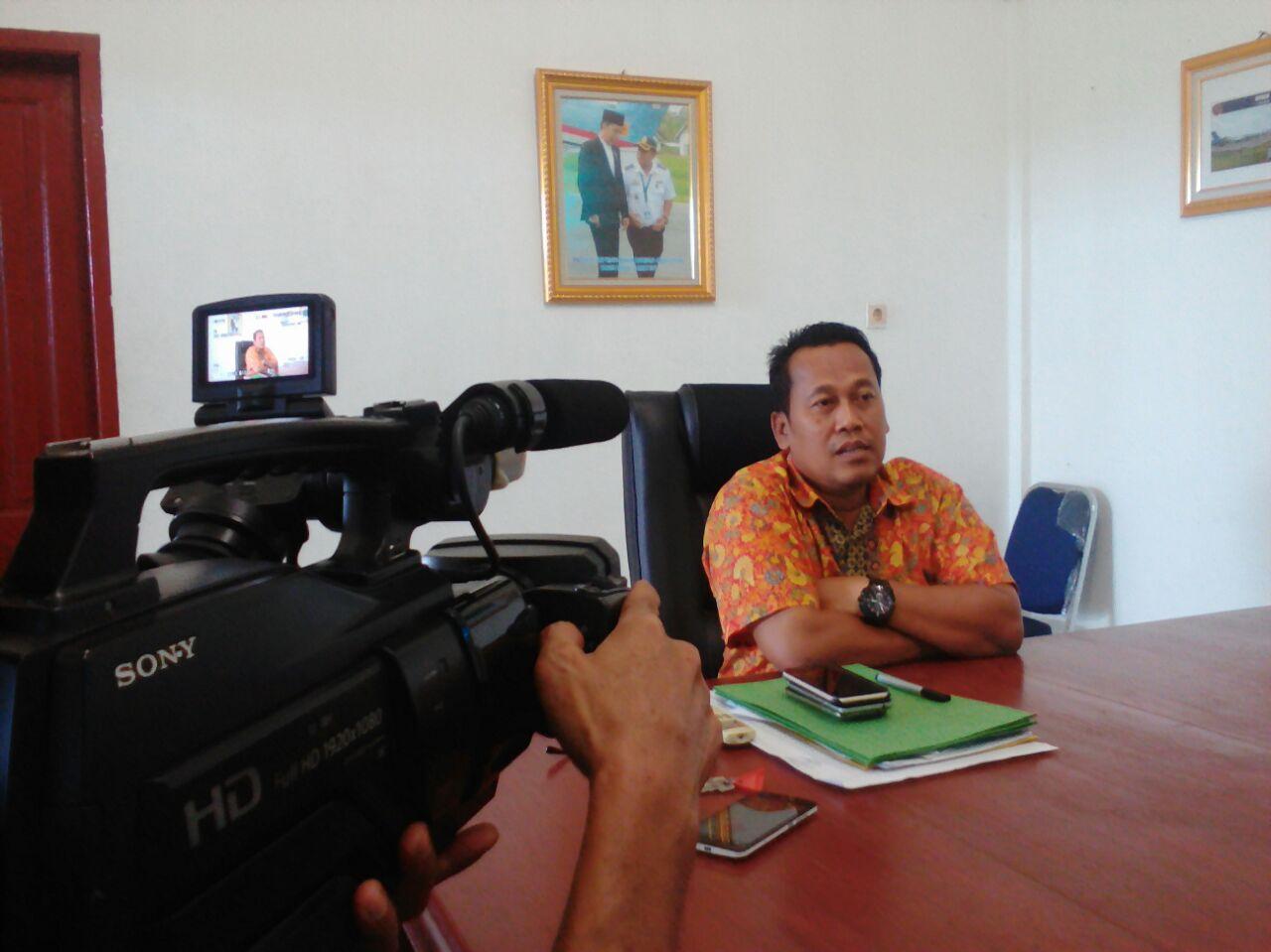 BANDARA FL TOBING, SIAP 100% HADAPI SAMBUT PEMUDIK NATAL DAN TAHUN BARU 2017/2018