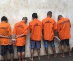 Polda Metro Jaya Tangkap Komplotan Perampok di Atas Angkot