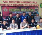 Polres Metro Jakarta Barat Beri Tindakan Tegas dan Terukur Bandar Sabu Penyerang Brigadir Rizal