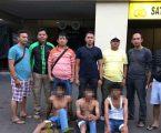 Polres Metro Jakarta Utara Tangkap Kawanan Spesialis Rumah Kosong