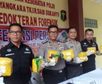 Polda Metro Jaya Beri Tindakan Tegas Bandar Narkoba Asal Malaysia