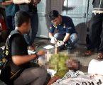 Polres Metro Jakarta Pusat Evakuasi Petugas Kebersihan Tewas Dalam Got, Diduga Mabuk