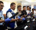 Polres Bandara Soekarno-Hatta Usut Motif Pengiriman 109 Airsoft Gun dari Hong Kong
