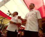 Ribuan masyarakat Medan Inginkan Edy Rahmayadi dan Ijek Menang di Pilgub 2018