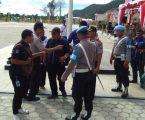 Peresmian Polda Papua Barat, Polisi Lecehken Profesi Wartawan