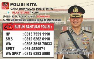 Kapolrestabes Medan