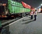 2 Truk Kecelakaan di Tol JORR Bintara, 2 Tewas