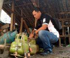 Polres Metro Tangerang Gerebek Pengoplos Gas di Lebak Wangi