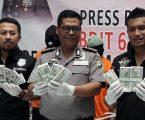 Polda Metro Jaya Tangkap Sindikat Pengedar Uang Palsu