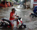 Hujan Deras, Cengkareng Kebanjiran
