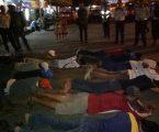 Tim Rajawali Polres Jakarta Timur Amankan 15 Preman di Terminal Kampung Rambutan