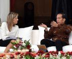 Presiden Jokowi Bahas Inklusi Keuangan dengan Ratu Maxima