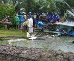 5 Unit Rumah Di Kabupaten Maros Rusak Berat Ditiup Puting Beliung
